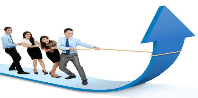 DomainCostClub und zusammen mehr Erfolg und Umsatz, wenn man als Team am gleichen Strang zieht