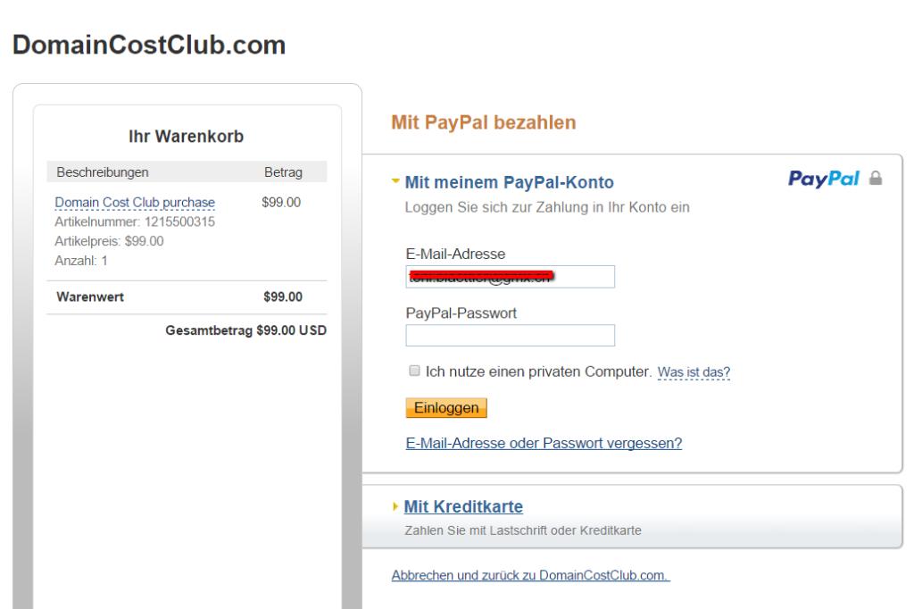 Domain_Cost_Club_Registration_Schritt_7_Paypal-Zahlung_für_DCC